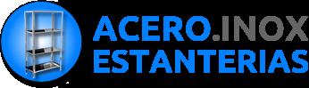 Acero Inox Estanteria Logo